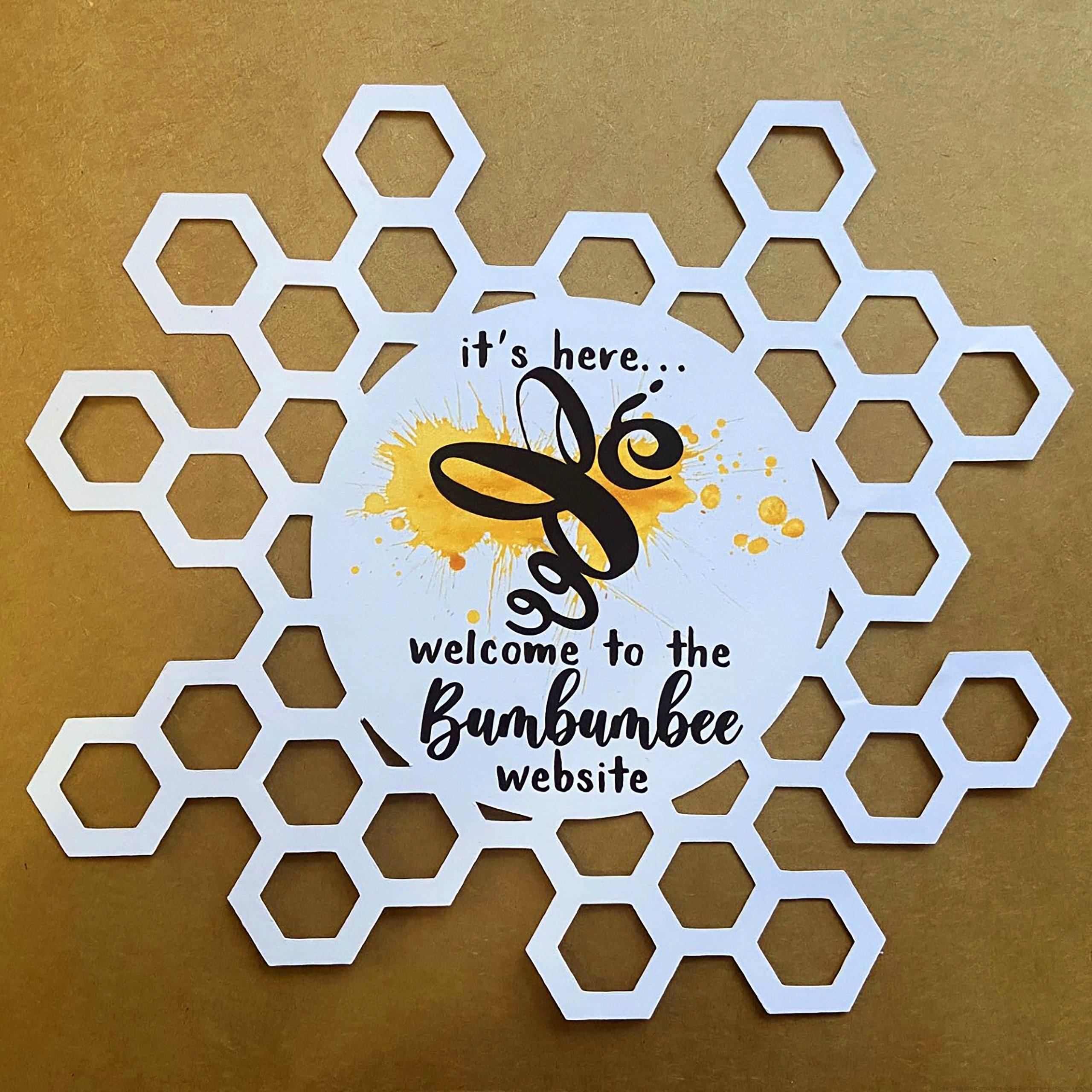 It's here … – Bumbumbee